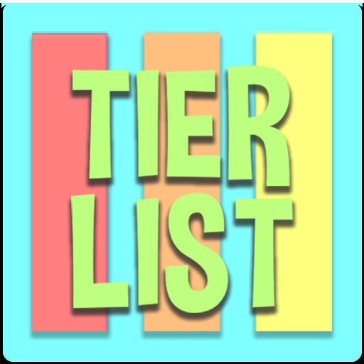Tier List - Ranking Maker