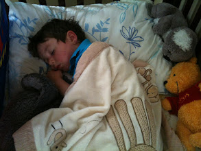 Photo: Sleeping Clark