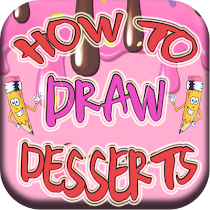 How to Draw Desserts - screenshot thumbnail 01
