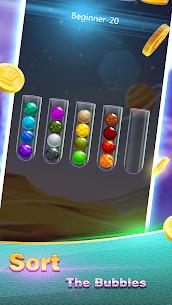 Golden Bubble Sort MOD (Unlimited Money) 3