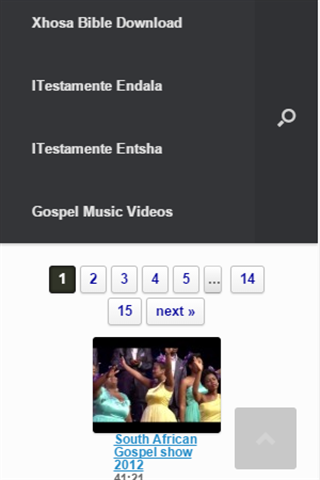 Xhosa bible ibhayibhile for android apk download.
