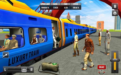 Modern Train Driving Games: Railway Road Transport ss1