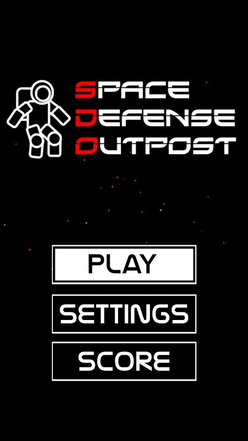 Space Defense Outpost- screenshot