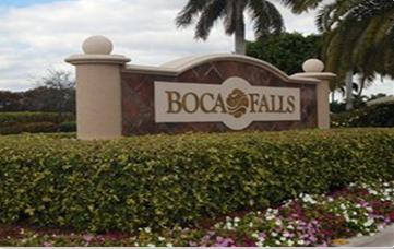 Boca Falls Boca Raton FL 33428