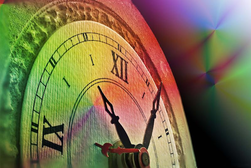 The Time di Fabio De Vita