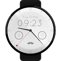 Mustache Watch Face icon