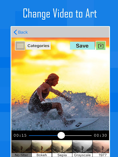 V2Art ud83dudd25 video effects and filters, Photo FX 1.0.40 screenshots 8