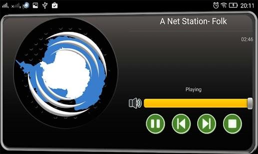 Radio FM Antarctica - náhled