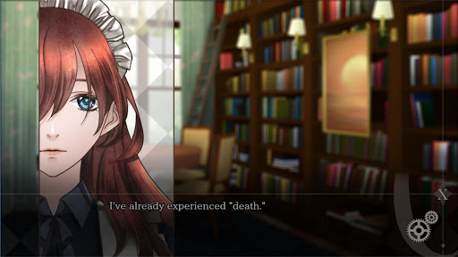 CAFE 0 ~The Sleeping Beast~ - Mystery Visual Novel 1.1.0 de.gamequotes.net 5