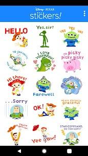 Pixar Stickers: Toy Story 2