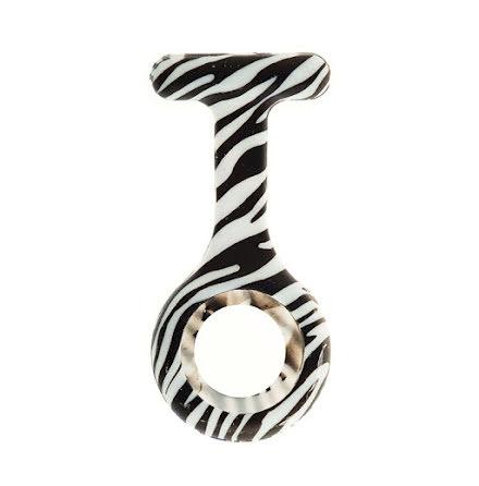 Zebra silikonskal