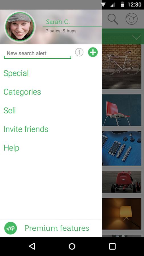 Shpock boot sale & classifieds- screenshot
