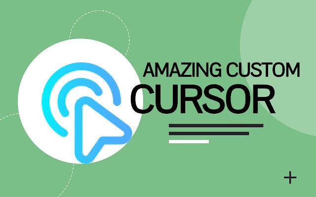 Amazing Custom Cursor