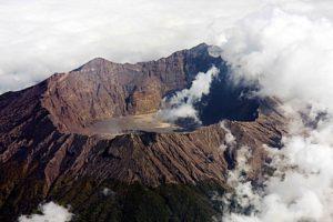 Mount Tembora caldera