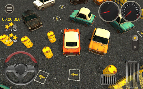 Vintage Car Parking for PC-Windows 7,8,10 and Mac apk screenshot 12