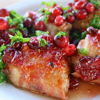 Cranberry Barbecue Sauce Chicken Recipes