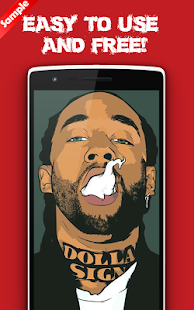 Ty Dolla $ign Wallpaper HD - Zaeni - náhled