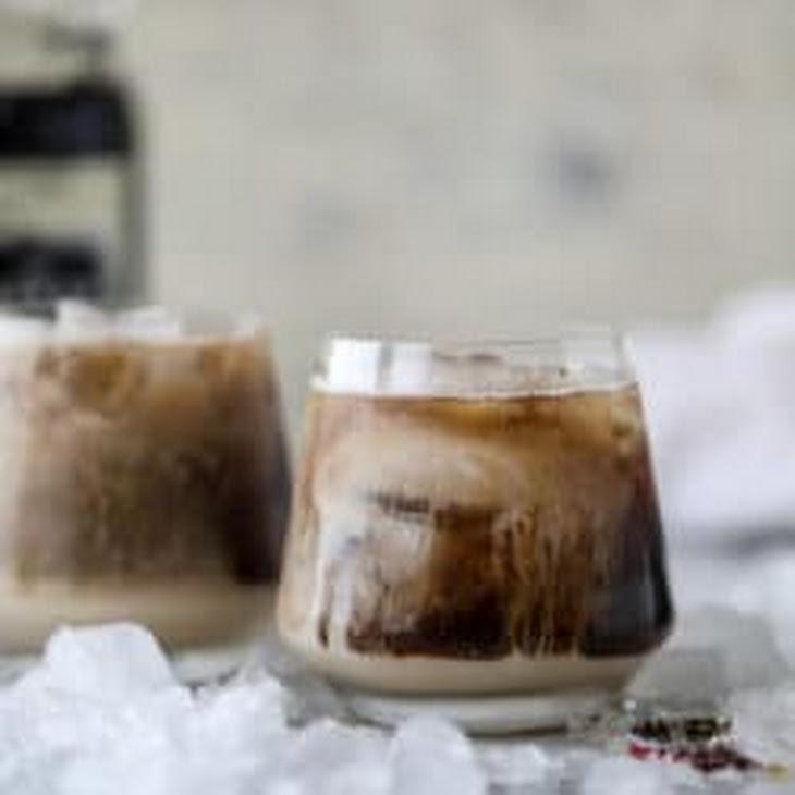 Root Beer Rum Creams