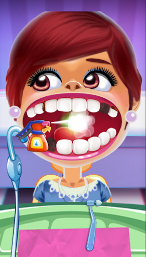 Fun Little Dentist Screen Shot