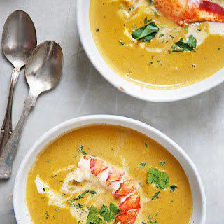 Classic Lobster Bisque.