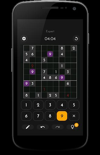 Classic Sudoku Free 1.1.2 screenshots 3
