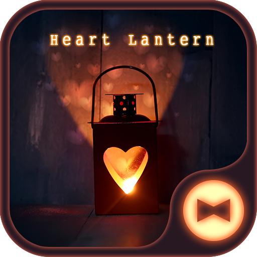 Cute Wallpaper Heart Lantern Theme Icon
