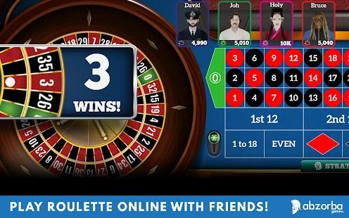 Roulette Live - náhled