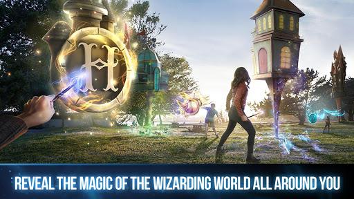 Harry Potter:  Wizards Unite Apk 1