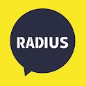 Radius Fahrradwettbewerb icon