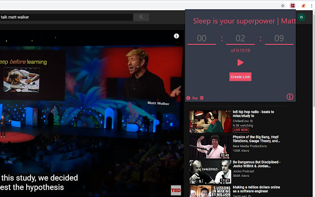 YouTube Playback - Exact Time, Links and More