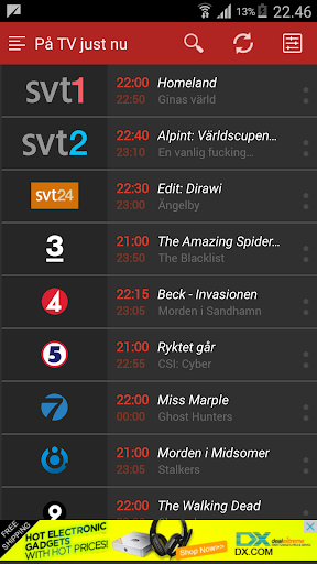 TV Guide Sverige