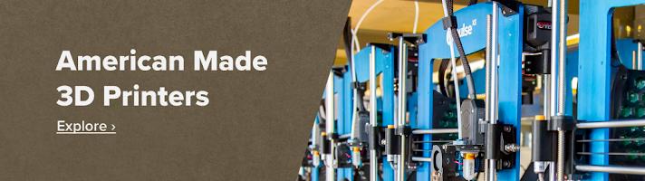 American-Made 3D Printers