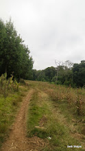 Photo: We started from the Rongai Gate, northeast corner of the park near Kenya