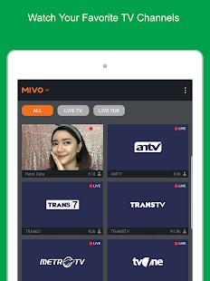 App Mivo - Watch TV Online & Social Video Marketplace APK for Windows Phone