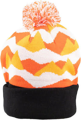 45NRTH Polar Flare Pom Hat - Orange alternate image 1