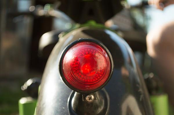 LED стоп сигнал