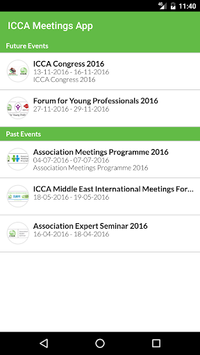 玩免費商業APP|下載ICCA Meetings app不用錢|硬是要APP