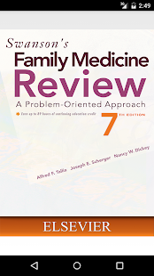 Swanson's Family Medicine Review, 7th Edition- screenshot thumbnail