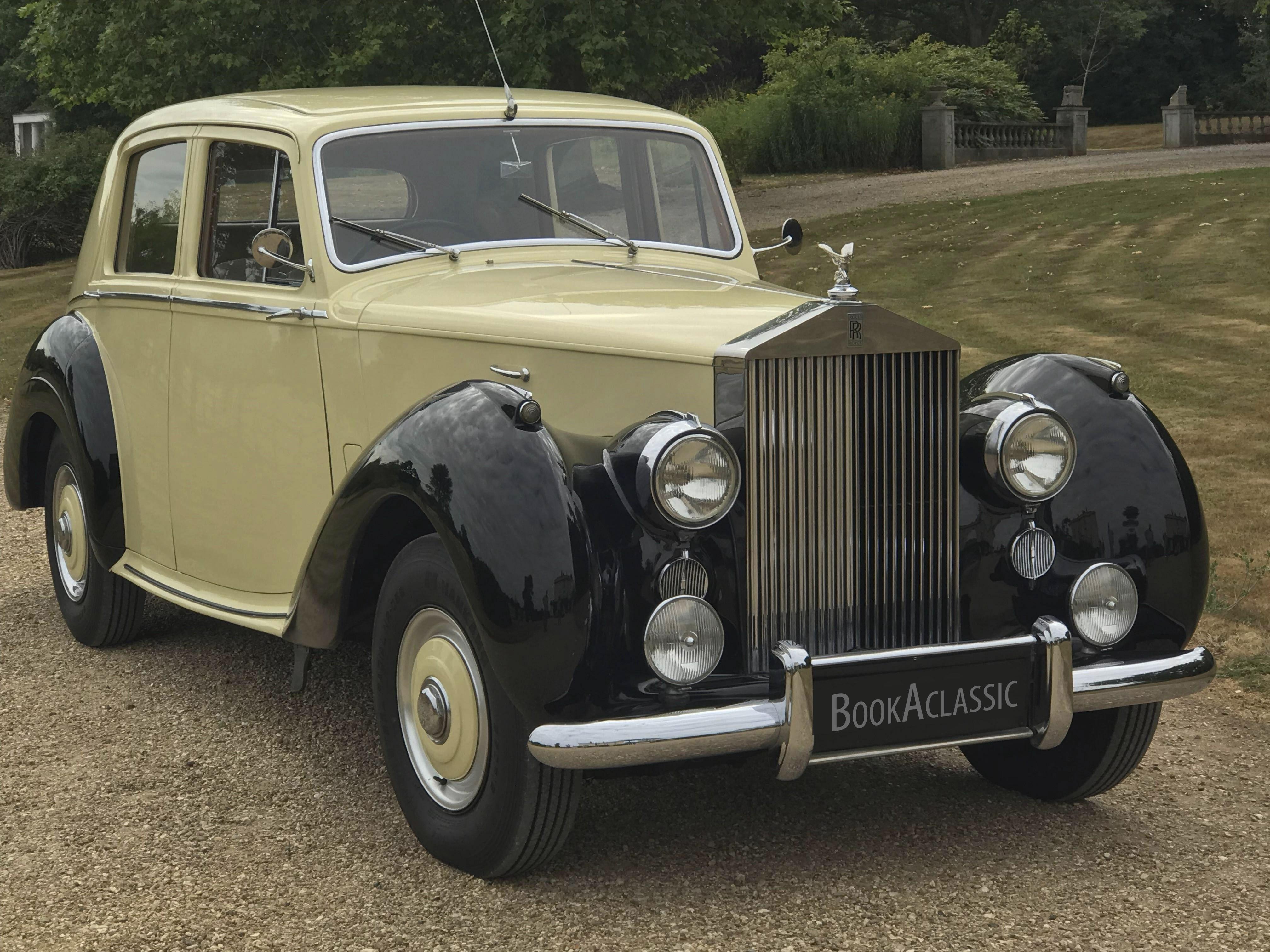 Rolls-Royce Silver Dawn Hire Reading
