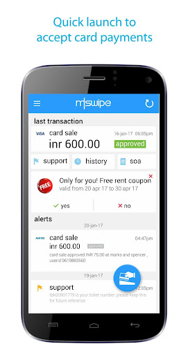 Mswipe Merchant App 5.0.17 screenshots 4