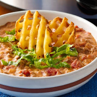 Slow-Cooker Cheeseburger Soup.