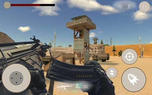 Counter Terrorist Frontline Mission: FPS V2  screenshots EasyGameCheats.pro 4