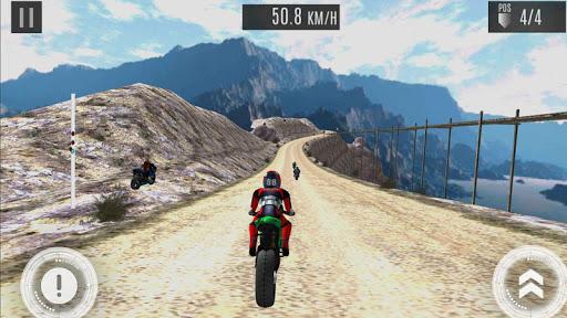 Hill Top Bike Racing screenshots 7