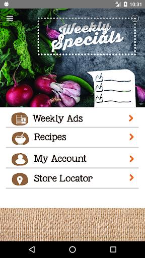 Screenshots zum Food Bazaar 1