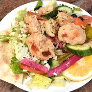 Chicken Shawarma Salad