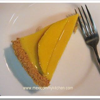 How to Make No-Bake Mango Pie Ciudad Mante Style / Cómo Hacer Pay de Mango Estilo Cd. Mante