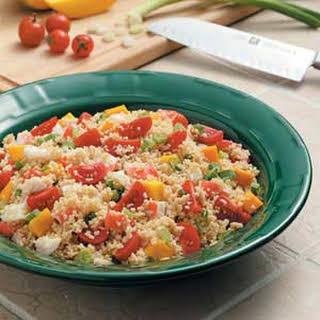 Crab Couscous Salad.