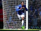 Lukaku dévoile le nouveau maillot d'Everton