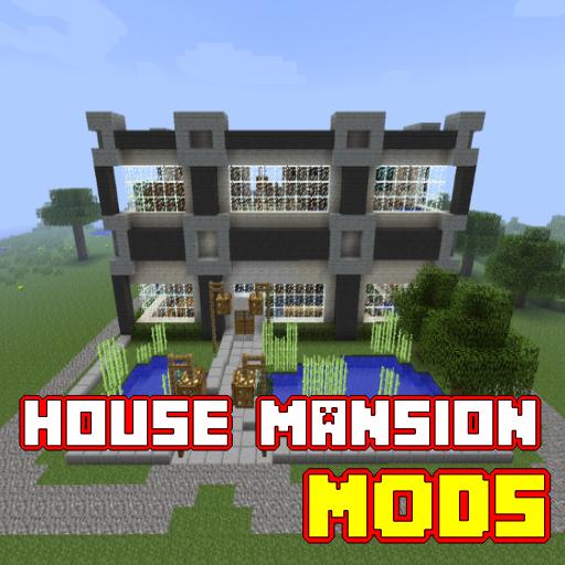 House of Mansion Mod MCPE