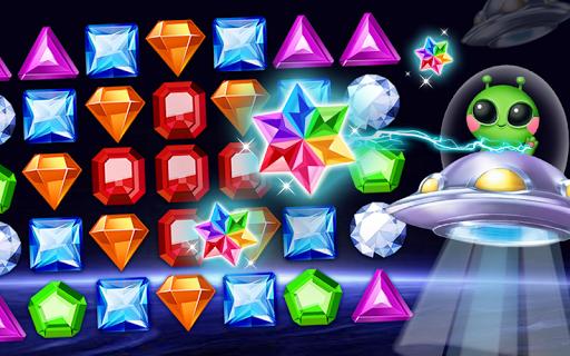 Diamond Swap Alien Quest 1.2 APK MOD screenshots 1